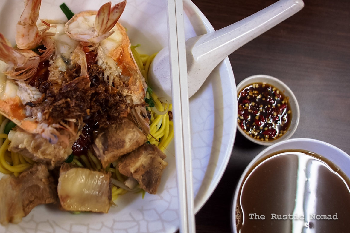 8 Delicious Hawker Dishes in Singapore