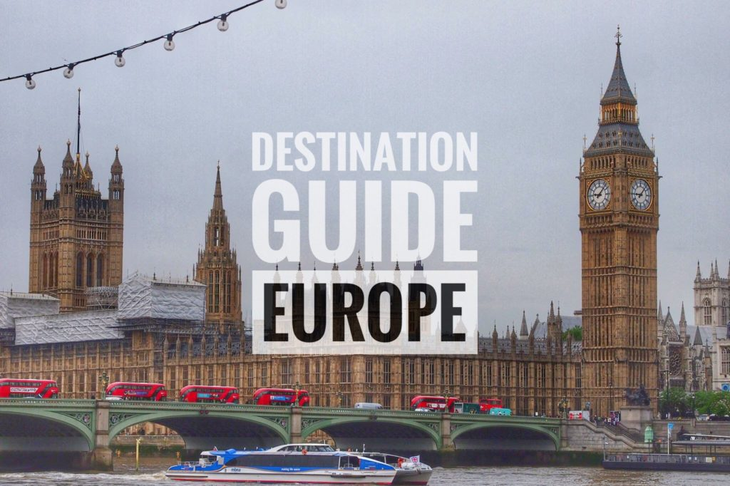 Destination Guide Europe