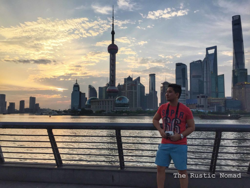 A Filipino Travels to Shanghai and London Without A Visa