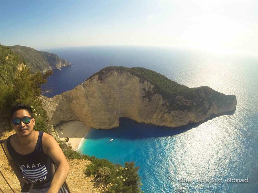 Zakynthos As Seen From Descendants Of The Sun