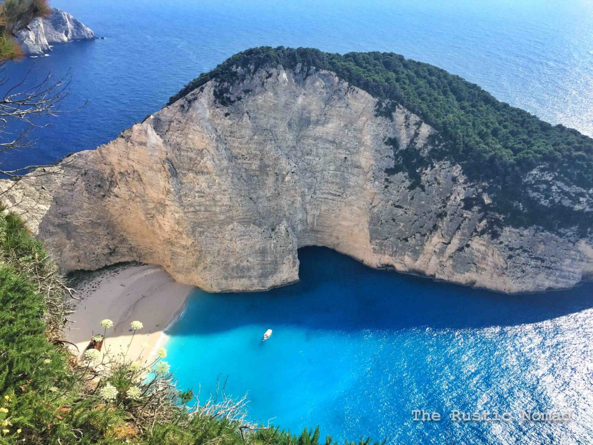 Zakynthos - As Seen From Descendants of the Sun