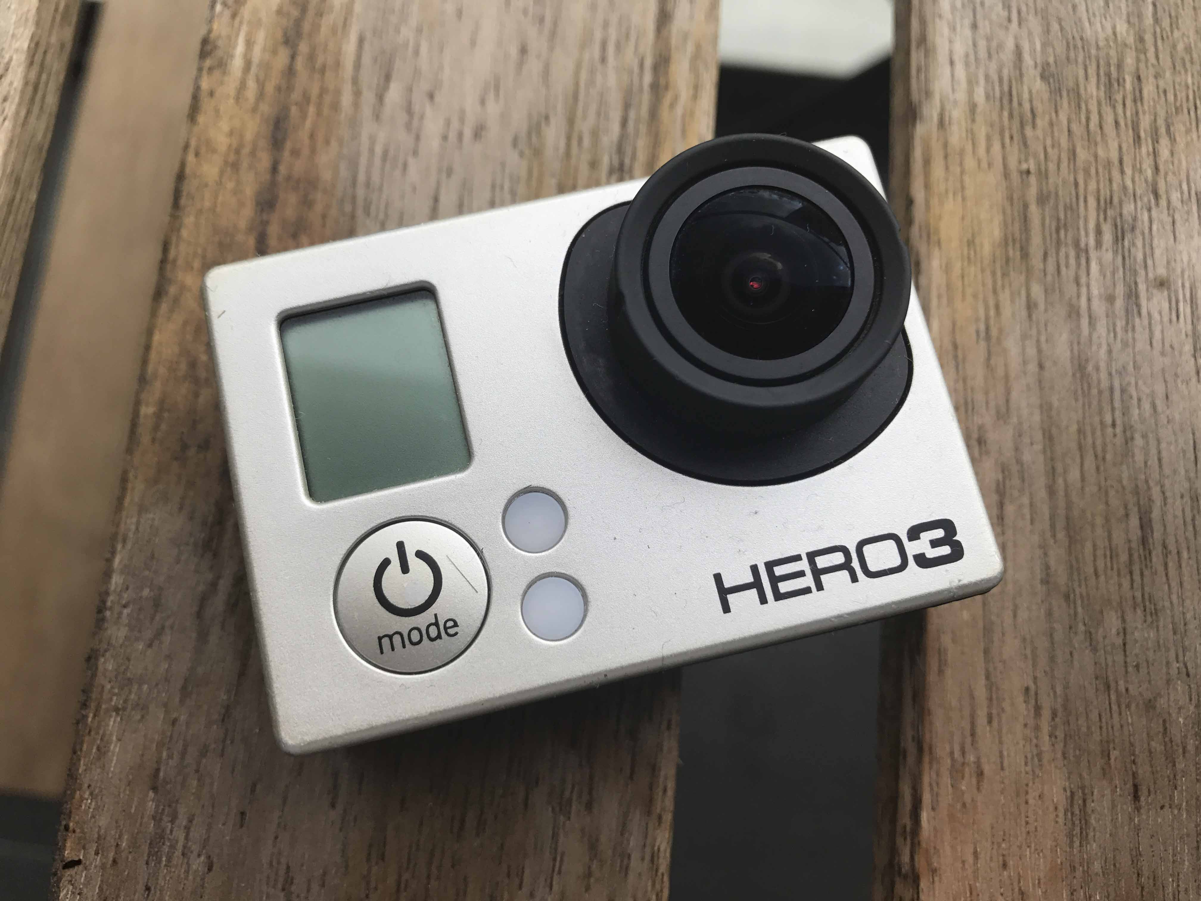 GoPro Hero 3 Give Away – Why Am I Giving Away My Old Stuff?