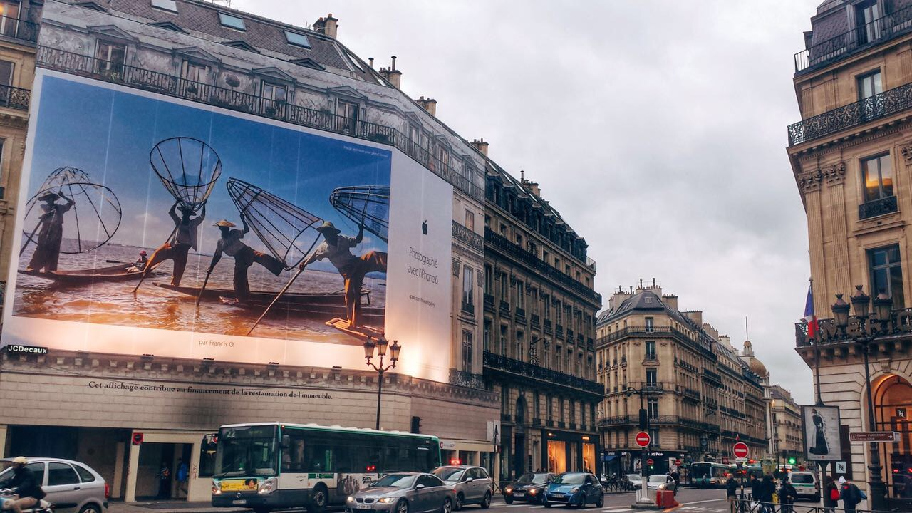How Did This Filipino Instagrammer's Photo Land in Billboards Around The World?