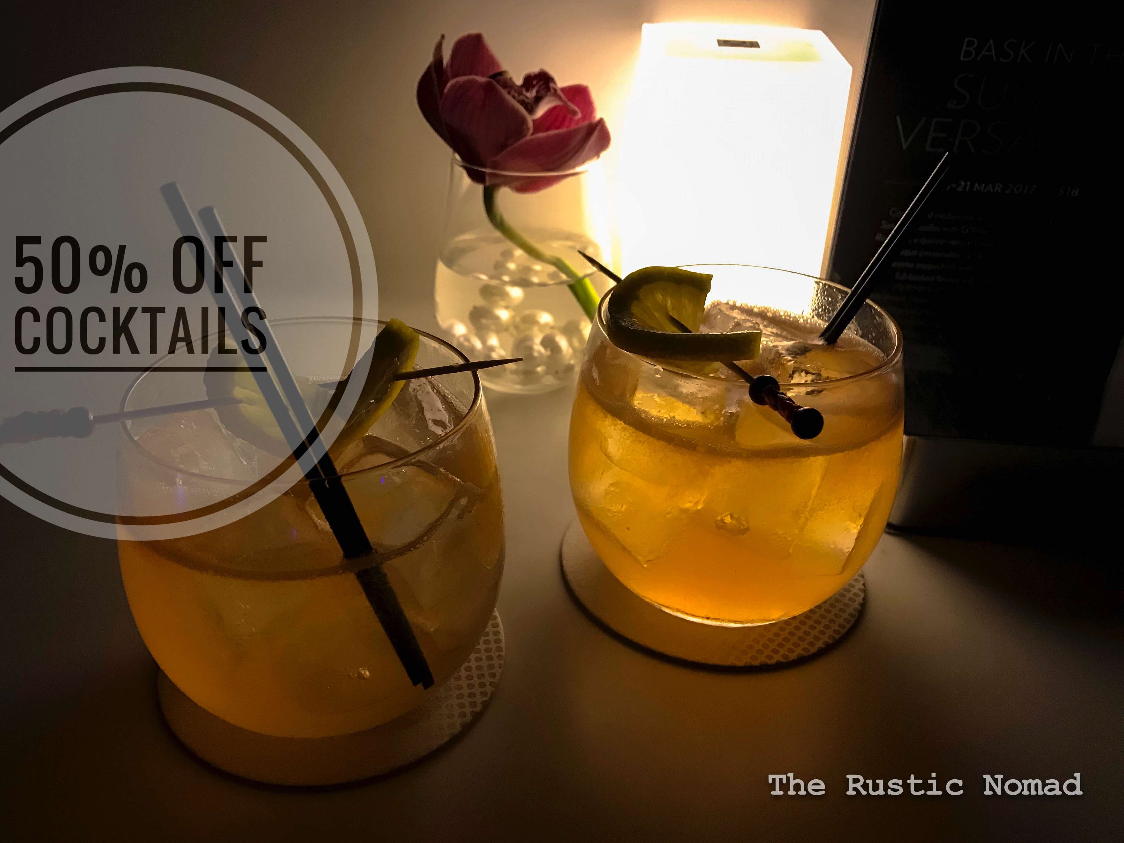 Nightlife in Singapore – Social Hour at Marina Bay Sands