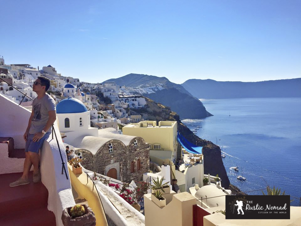 DIY Travel Guide Santorini