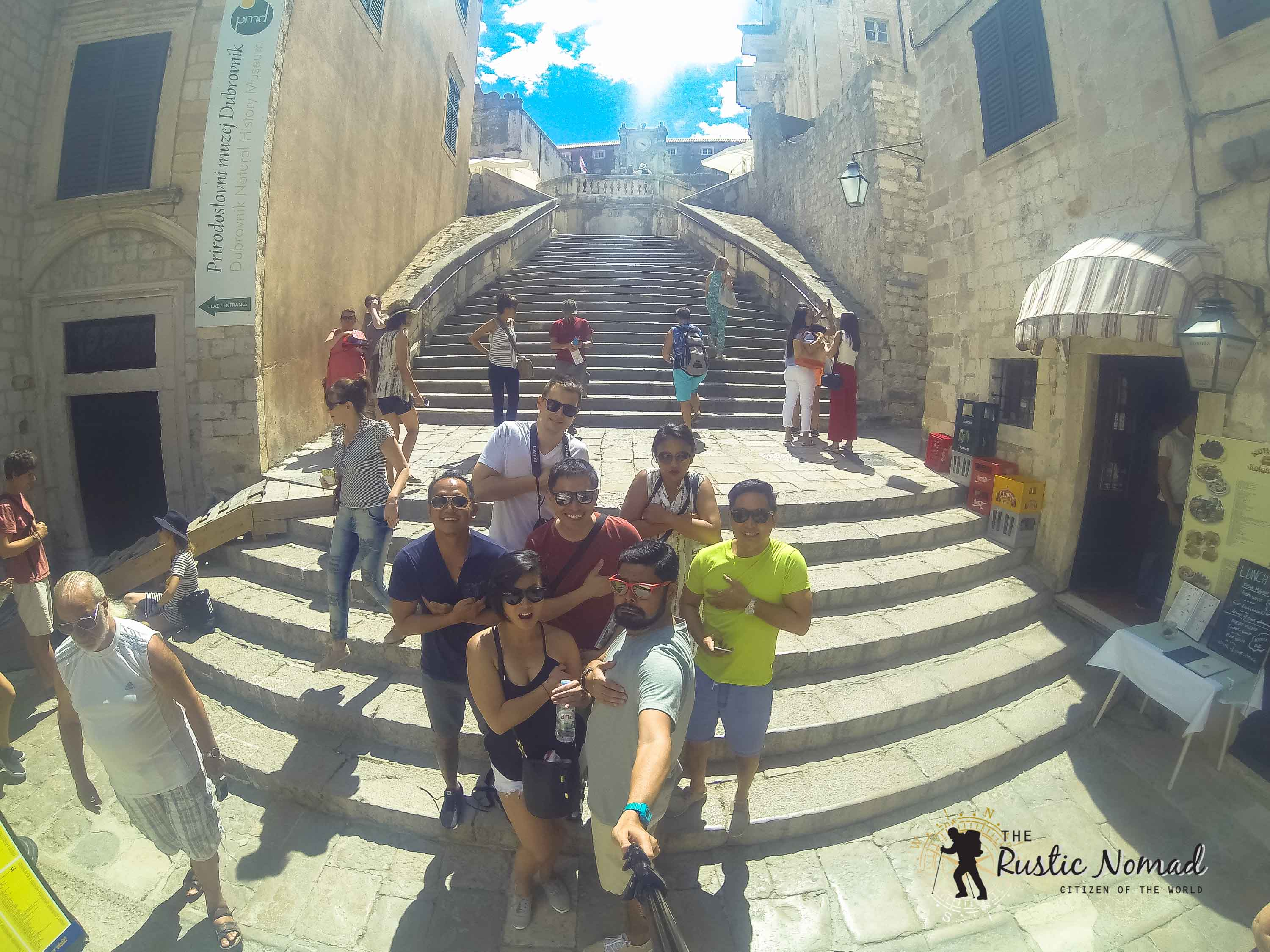 Shame! (Game of Thrones Tour in Dubrovnik, Croatia)