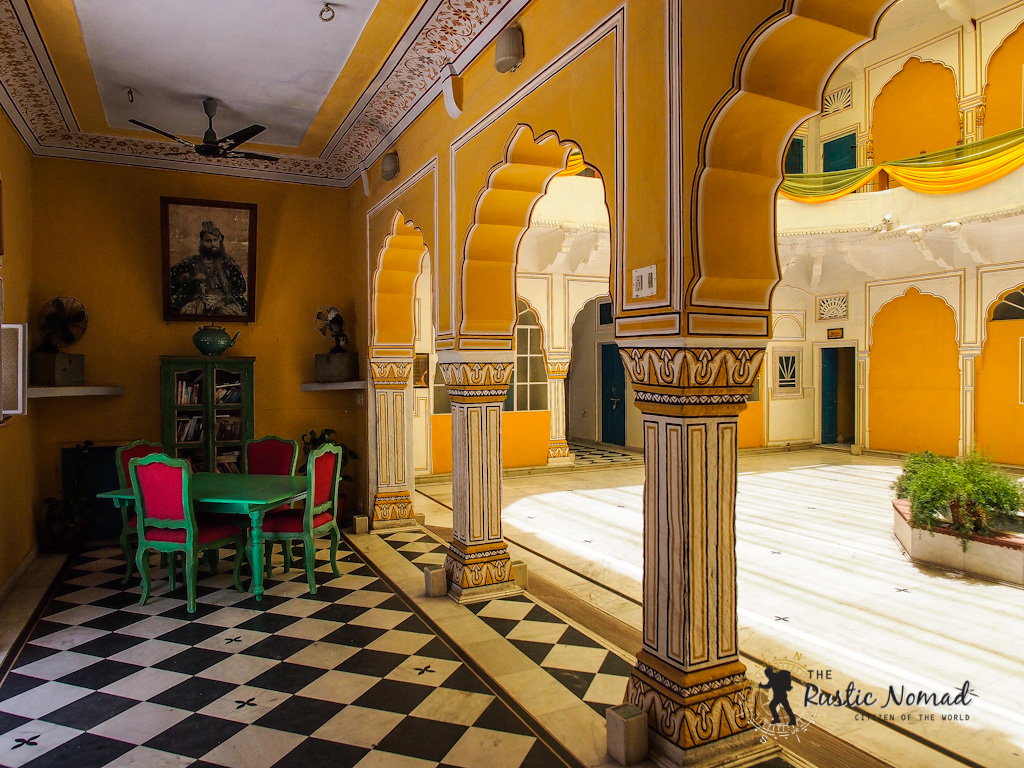 A Taste of Luxury and Heritage in Jaipur (Hotel Diggi Palace Review)