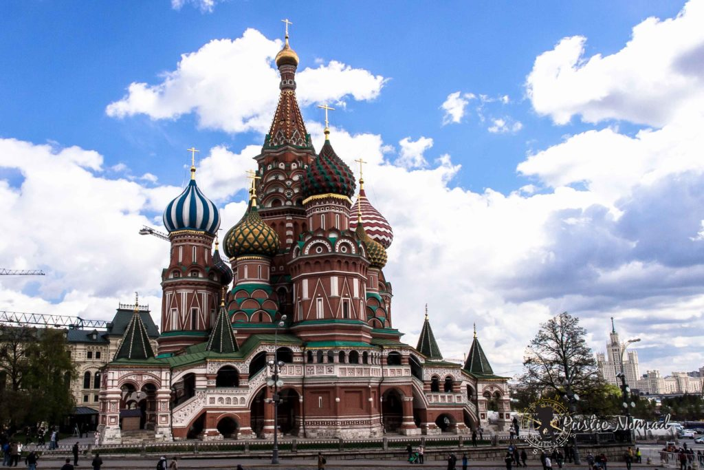 Russia DIY Travel Guide