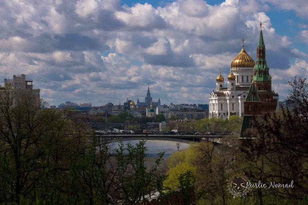 Russia DIY Travel Guide - Moscow Kremlin