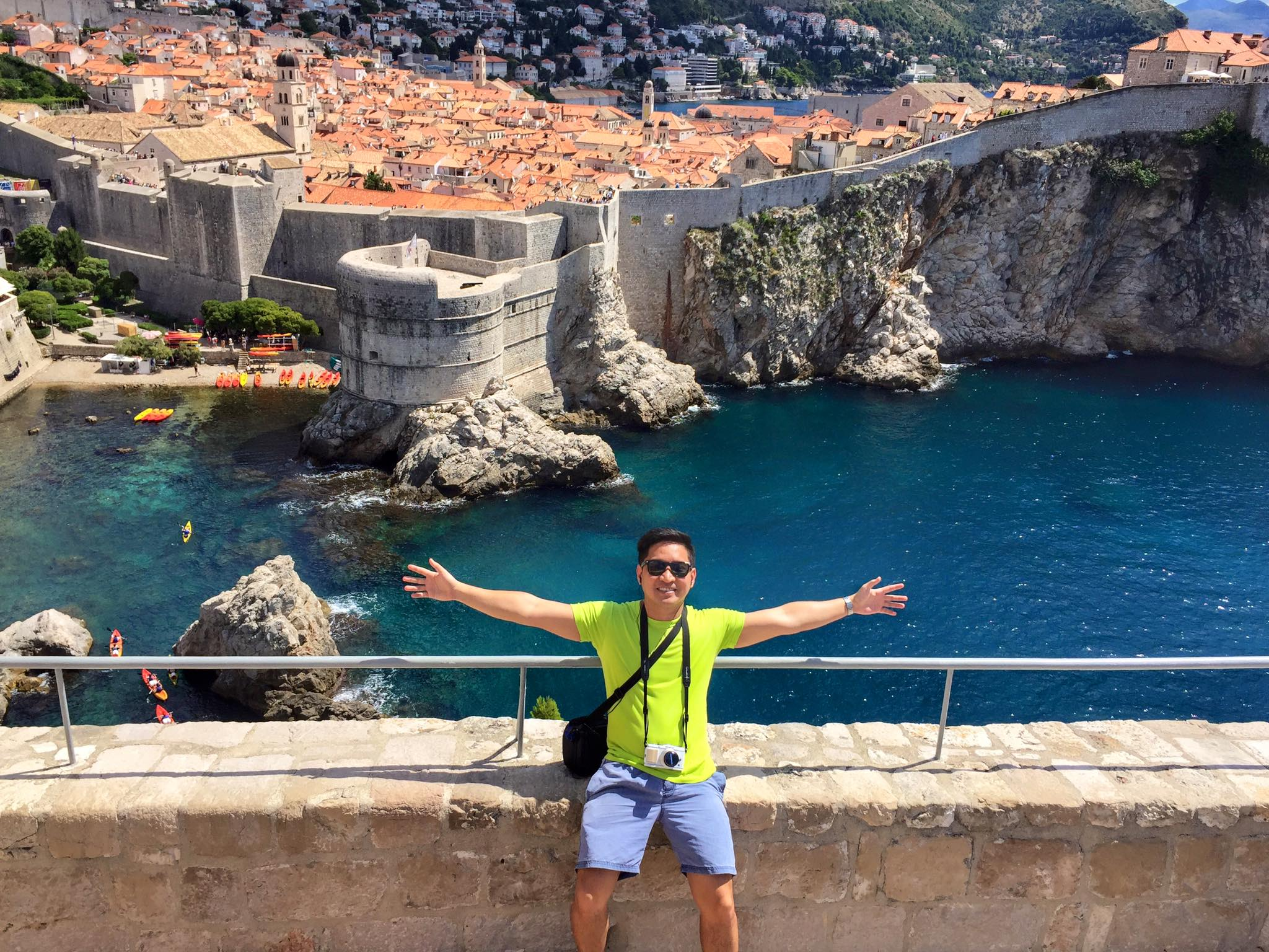 How I Travel the World Without Quitting My Job