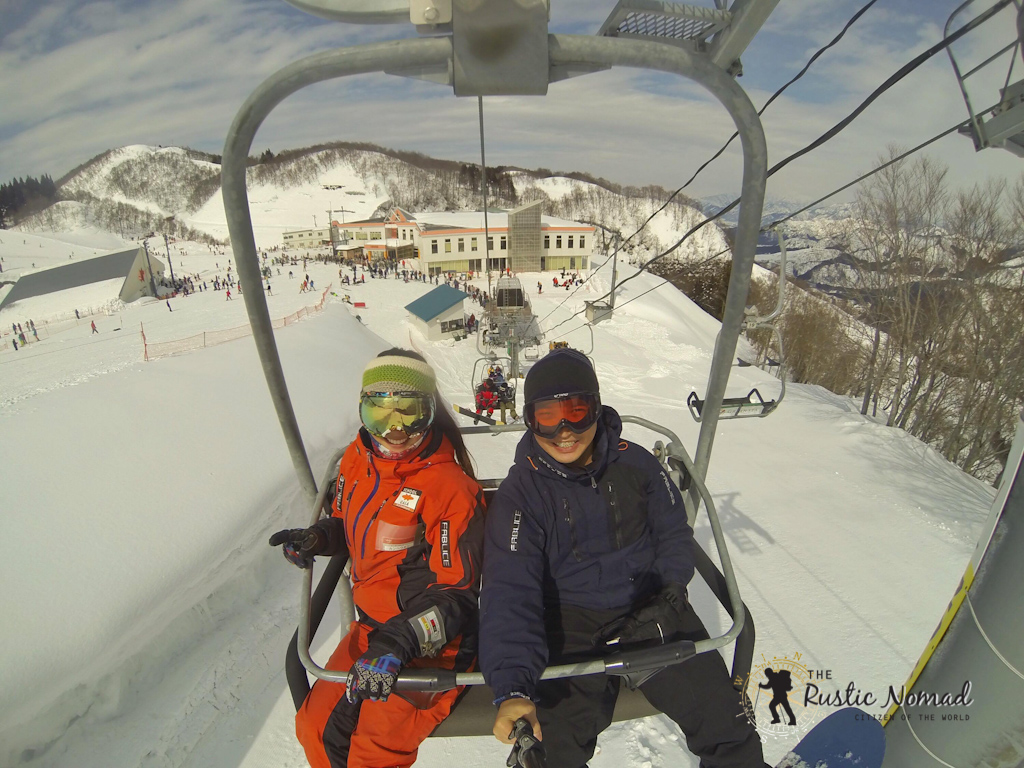 Experience Snow in Gala Yuzawa Ski Resort  (Only 75 Minutes From Tokyo)