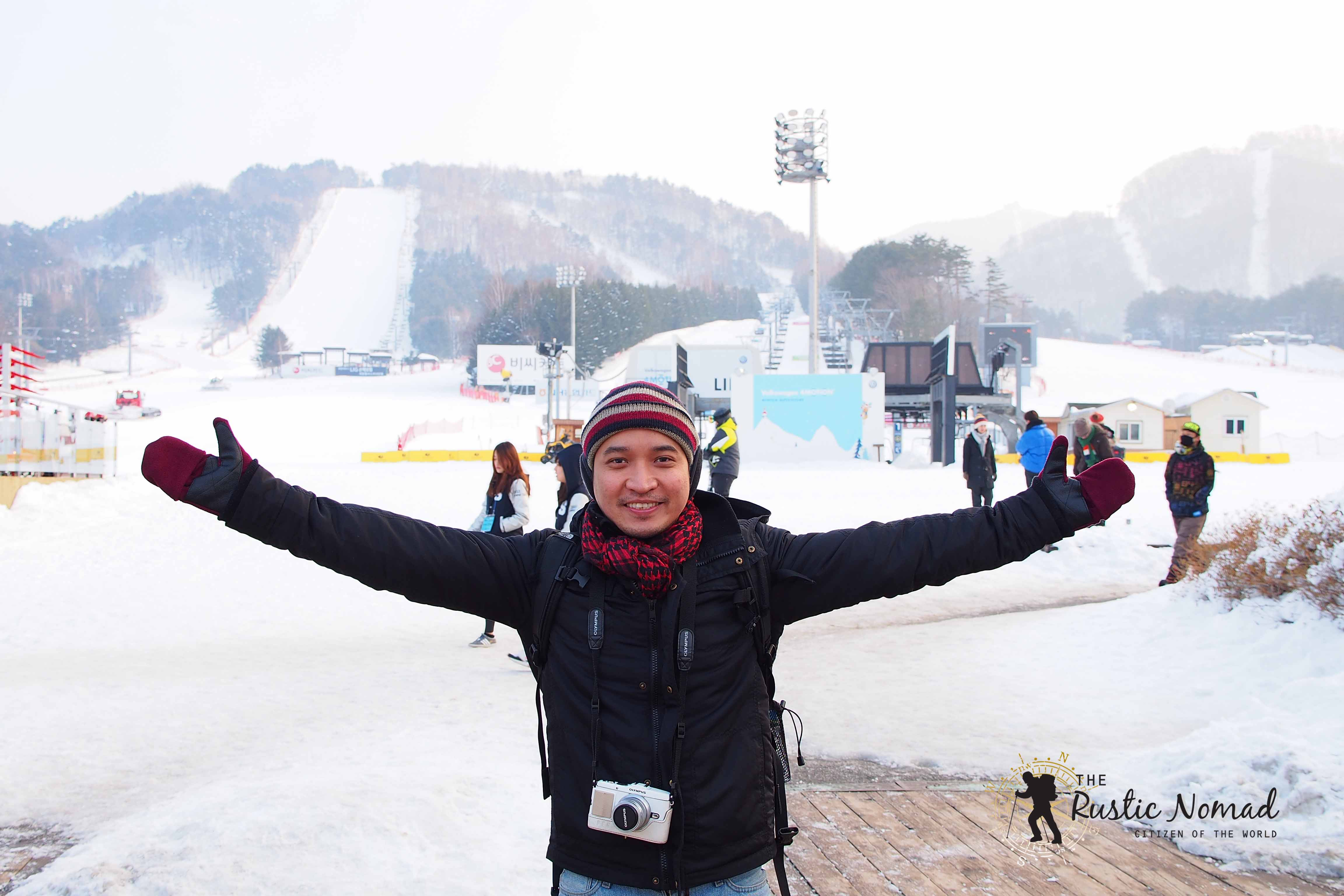 How to Go to PyeongChang South Korea (Home of Winter Olympics 2018)