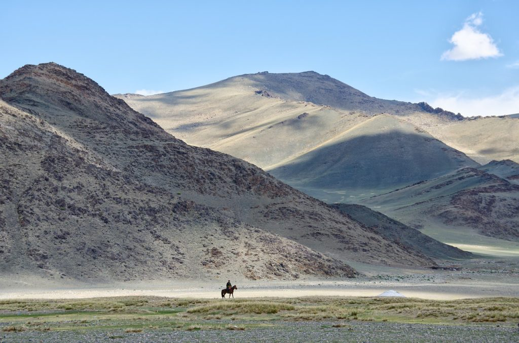 Cheapest way to get to Mongolia from Philippines
