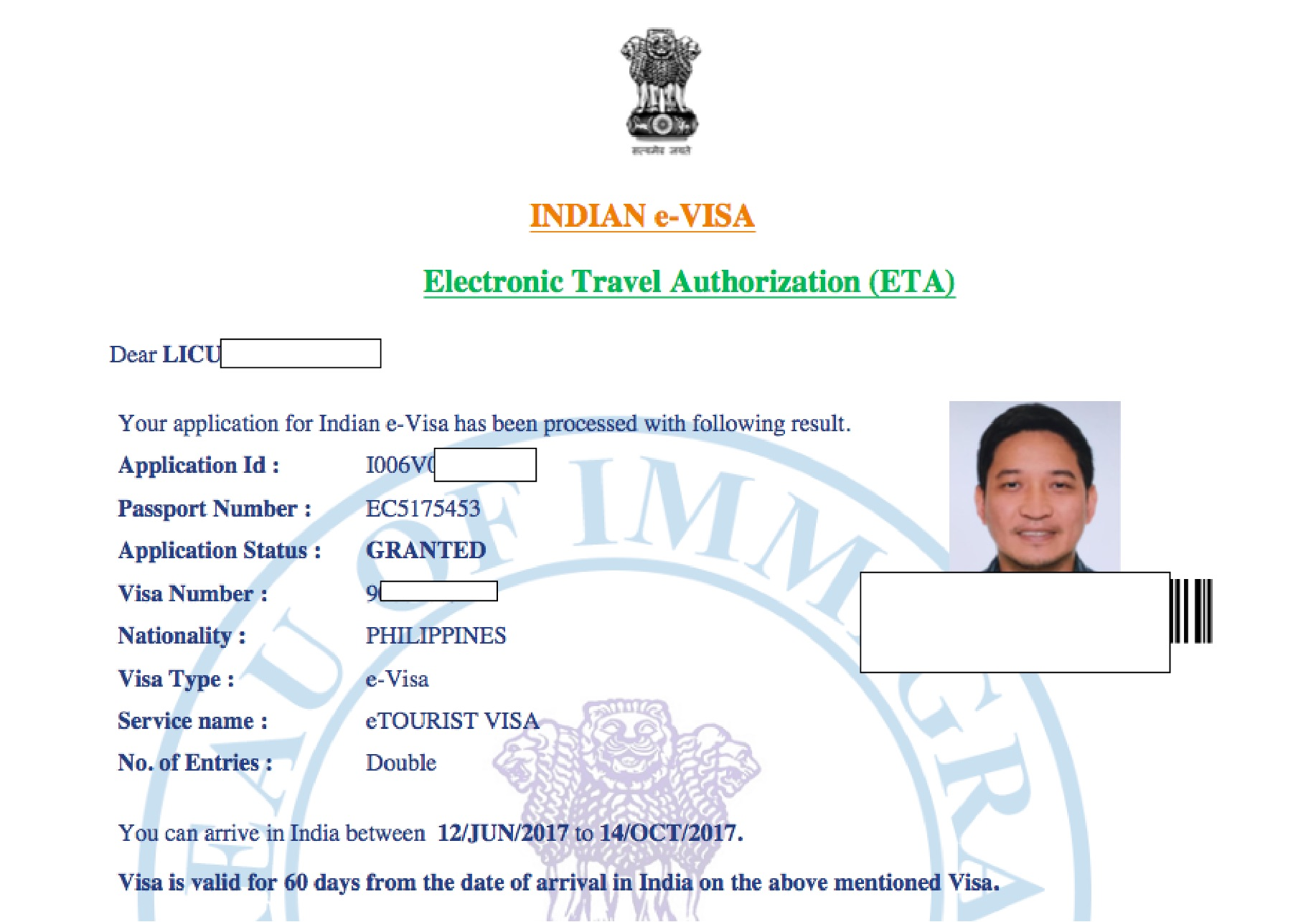 Indian-Visa-Online-Application-Guide Online Indian Visa Application Form For Desh on