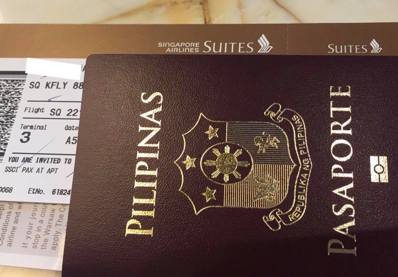 My Ultimate Flight Experience - Flying with Singapore Airlines Suite ...