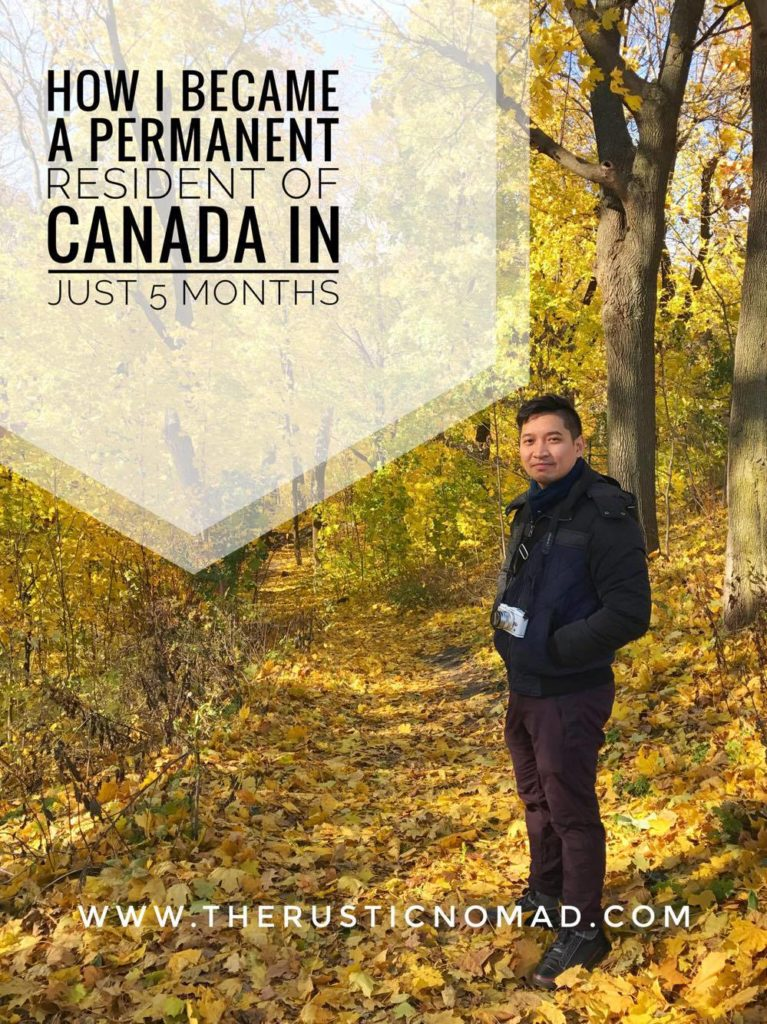 How I Became A Permanent Resident of Canada in Just 5 Months