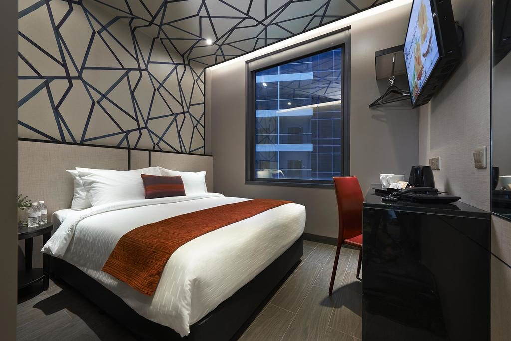 Best Budget Hotels in Singapore - The Rustic Nomad